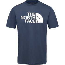 The North Face Train N Logo Flex Running T-shirt Men blue/white